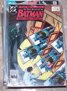 Batman #434 (Jun 1989, DC) many deaths of the batman pt 2 john byrne