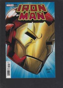 Iron Man #4 Variant (2020)