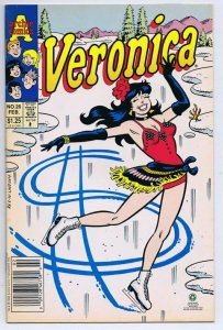 Veronica #26 ORIGINAL Vintage 1993 Archie Comics GGA Good Girl Art