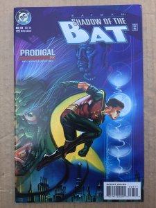 Batman: Shadow of the Bat #33 (1994)