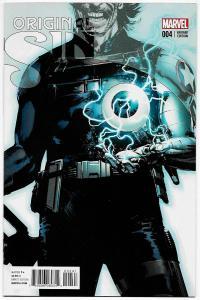 Original Sin #4 RI 1:10 Teaser Variant (Marvel, 2014) NM
