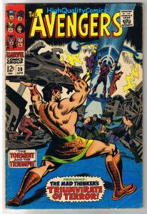 AVENGERS 39, VG+, Captain America, Hercules, Don Heck, 1963, more in store
