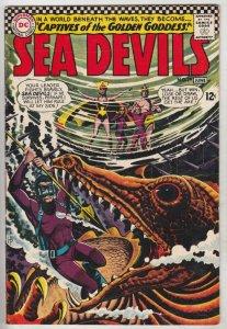 Sea Devils #29 (Jun-66) NM- High-Grade Sea Devils (Dane Dorrence, Biff Bailey...