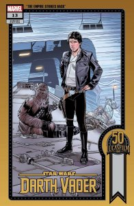 STAR WARS DARTH VADER #13 SPROUSE LUCASFILM 50TH VARIANT