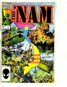 9 Marvel Comics Nam 1 What If 66 Comico Christmas Special 1 ++++++ JF10