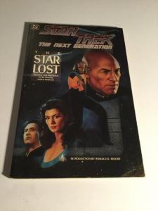 Star Trek The Next Generation The Lost Star Tpb Vf Very Fine DC Comics