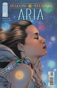 Aria #1 VF/NM; Image | save on shipping - details inside