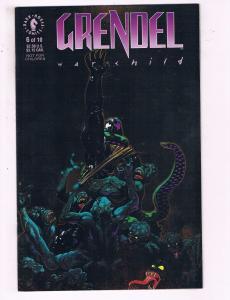 Grendel War Child #6 VF Dark Horse Comics Comic Book DE19