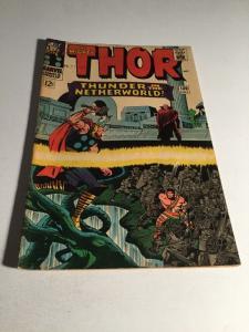Thor 130 Vg Very Good 4.0 Marvel Comics Silver Age