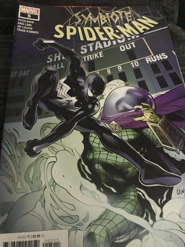 Marvel Symbiote Spider-Man #5 Mint