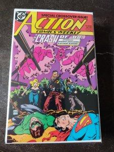 Action Comics Weekly #635 (1989)