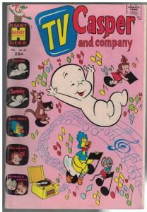 TV CASPER & COMPANY (1963-1974) 30 G-VG  Feb. 1971