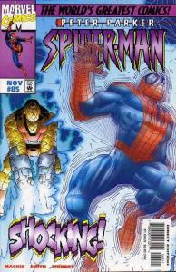 Spider-Man (1990 series) #85, NM (Stock photo)