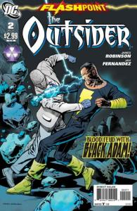 Flashpoint: The Outsider #2 FN; DC | save on shipping - details inside