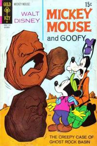 Mickey Mouse (1941 series) #132, VG (Stock photo)