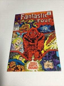 Fantastic Four 77 Vf+ Very Fine+ 8.5 Marvel Comics