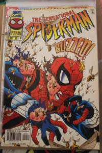 Sensational Spider-Man 10 VF/NM