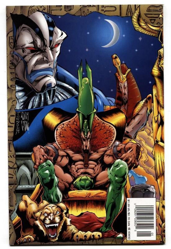 rise of apocalypse 1 marvel origin issue 1996 comic book hipcomic