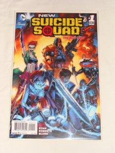 New Suicide Squad #1 (2014) Harley Quinn Joker's Daughter Deathstroke 1st Print