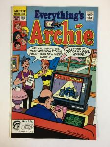 EVERYTHINGS ARCHIE (1969-1991)150 VF-NM Jul 1990 COMICS BOOK