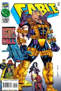 Cable (1993 series) #29, NM (Stock photo)