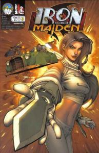 Iron and the Maiden #3, NM (Stock photo)