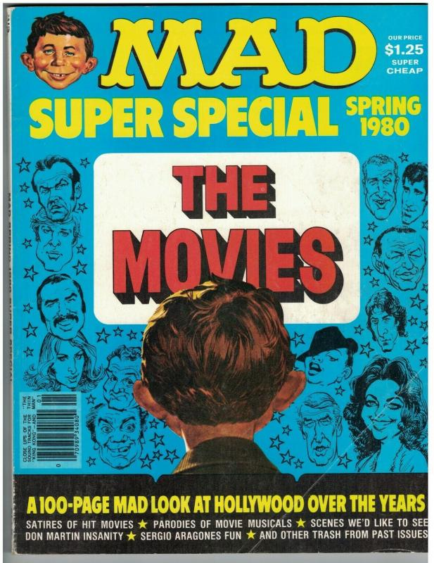 MAD SPECIAL (1980) 30 VG 100 PG LOOK AT MOVIES