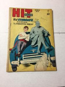 Hit Comics 51 Kid Eternity 3.5 Very Good - Vg-