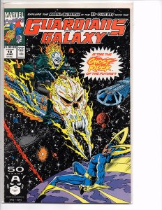 Marvel Comics Guardians of the Galaxy #13 1st app. Spirit of Vengeance Valentino