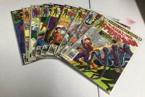 Amazing Spider-Man 191-193 195-200 Fn-Vf Fine-Very Fine 6.0-8.0 Marvel Comics