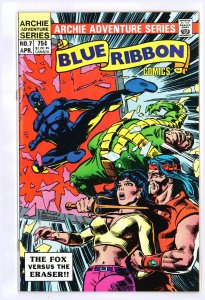 Blue Ribbon Comics #7 (1984)