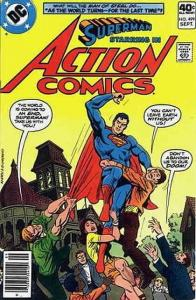 Action Comics #499 FN; DC | save on shipping - details inside