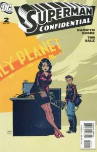 Superman Confidential #2, NM + (Stock photo)