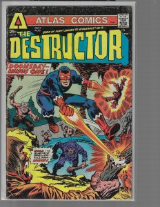 Destructor #4 (Atlas, 1975)