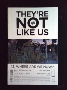 They're Not Like Us #12 (2016)