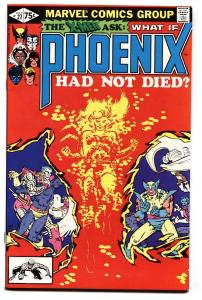 What If #27  Phoenix had not died - X-men Wolverine Storm NM-