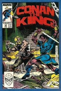 CONAN the KING #45, VF/NM, Docherty, 1980 1988, Robert Howard, more in store
