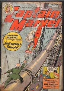 Captain Marvel Adventures #88 Very Low Grade