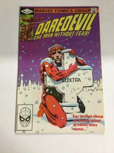 Daredevil 182 Nm- Near Mint- Marvel Comics
