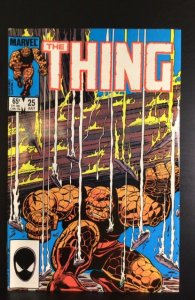 The Thing #25 (1985)