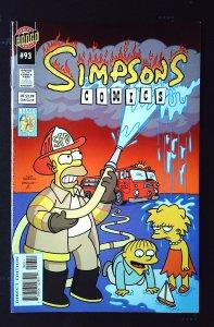 Simpsons Comics #93 (2004)