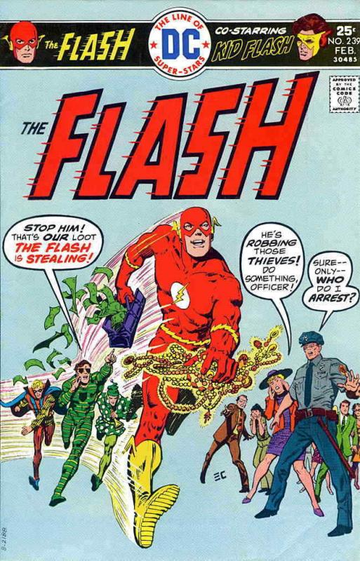 Flash, The (1st Series) #239 VF; DC | save on shipping - details inside