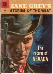 ZANE GREY 39 VG Sept.-Nov. 1958 COMICS BOOK