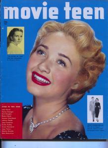 Movie Teen-Jane Powell-Kirk Douglas-Liz Taylor-Robert Stack-Dec-1950