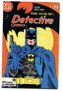 DETECTIVE COMICS #575 comic book 1987 BATMAN MACFARLANE