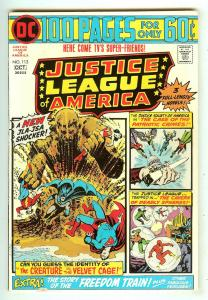 Justice League Of America 113   100 Pages