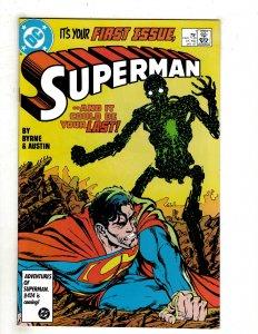 Superman #1 (1987) OF44