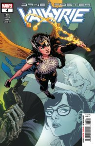 Valkyrie Jane Foster #4 (Marvel, 2020) NM