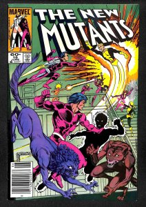 The New Mutants #16 (1984)