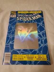 Spectacular Spider-Man 189 Near Mint- Script by J.M. DeMatteis